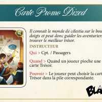 Carte Instructeur -  Dized